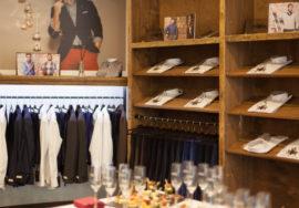Продается бутик мужской одежды премиум-класса в центре Новосибирска